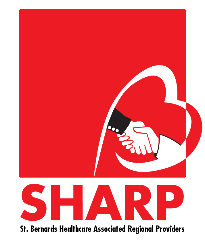 SHARP PHO Affiliation Logo