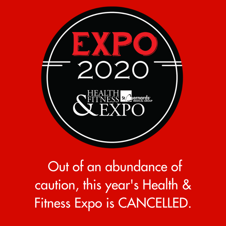 2020 Expo Cancellation Graphic