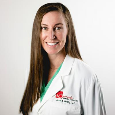 Jessica Hobby, MD