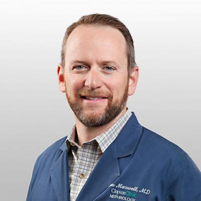 James Maxwell, MD