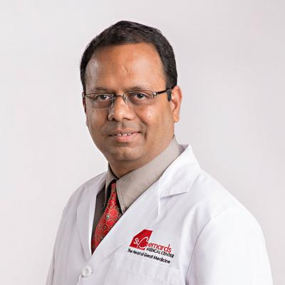 Kshitij Gupta, MD